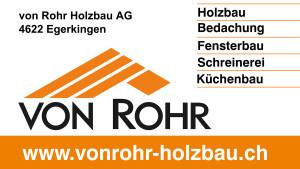 von Rohr Holzbau AG
